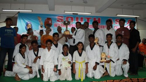South Asian International Taekwondo Championship 2015