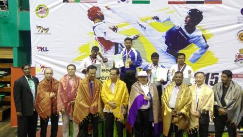 2nd Speed Power International Taekwondo Championship-Malaysia 2015