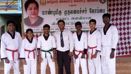 CM Trophy District Level - 2016