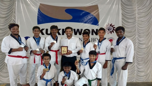 4th Open National Clubs Championship - 2016